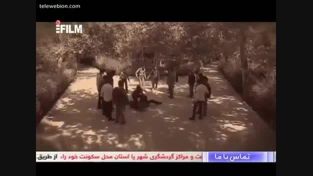 """قاسم زارع از سریال """"یادآوری"""" """" مسعود رایگان، فرهاد قائم"""