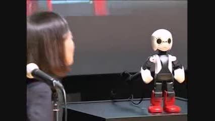 روبات فضانورد ساخته ژاپنی ها