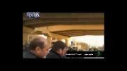 فیلم انتقال محمد مایلی کهن به زندان