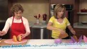 طرز تهیه کیک خرگوشی - برای کودکان