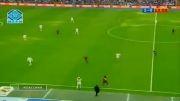 عملکرد زیدان در بازی با بارسلونا _ رئال مادرید 4-2 بارسلونا