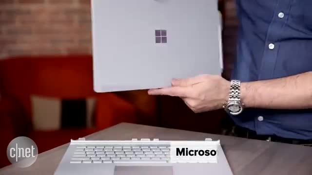 بررسی Surface Book