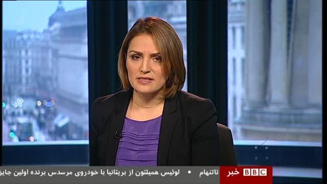 سوال معنادار مجری بی بی سی در مورد پرونده مهدی هاشمی