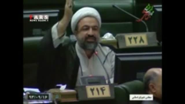 آقای رسایی، در زمان دولت احمدی نژاد کجا بودی؟؟