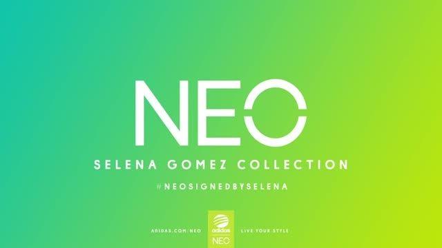 ارسالی جدید Adidas NEO در مورد کالکشن بهاری سلنا گومز