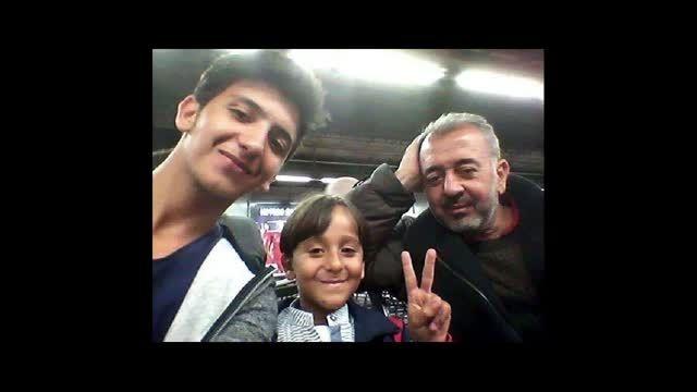 پناهجوی سوری که لگد خورد عاقبت به آلمان رسید
