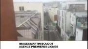 فیلم ترور روزنامه نگاران فرانسوی به دست مسلمانان تندرو