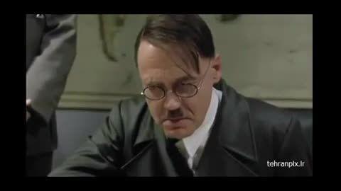هیتلر سرمربی پرسپولیس میشود !؟!؟