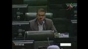 تذکر دکتر سید راضی نوری نماینده مردم شوش در مجلس شورای اسلامی