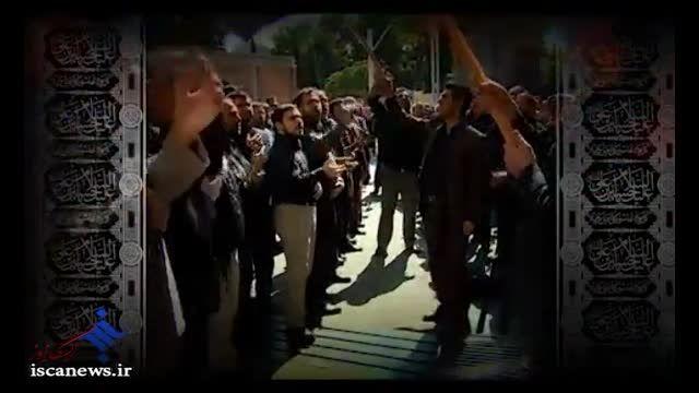 عزاداری هیات دولت با حضور دکتر روحانی