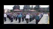 دبیرستان دوره اول .حکمت اجرای سرود جمهوری اسلامی ایران
