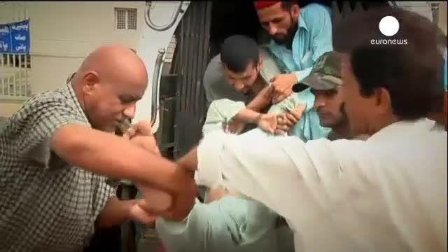 شمار قربانیان گرمای  پاکستان از یک هزار نفر گذشت