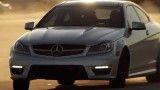 تیزر تبلیغاتی مرسدس برای C63 AMG Coupe - دریفت
