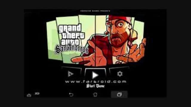 دانلود بازی GTA5 اندروید کم حجم 3 مگابایت همراه دیتا