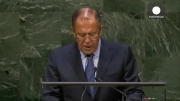 وزیر خارجه روسیه از سیاستهای خارجی غرب انتقاد کرد
