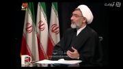 کار شکنی صداوسیما در مبارزه با فساد دولت احمدی نژاد