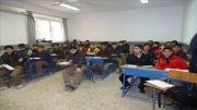 طرح مدام در دبیرستان نمونه احمدی لاریجانی