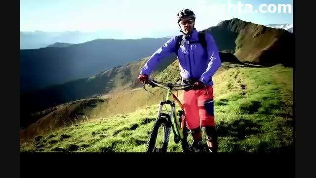 فیلم شماره یک آموزش دوچرخه کوهستان