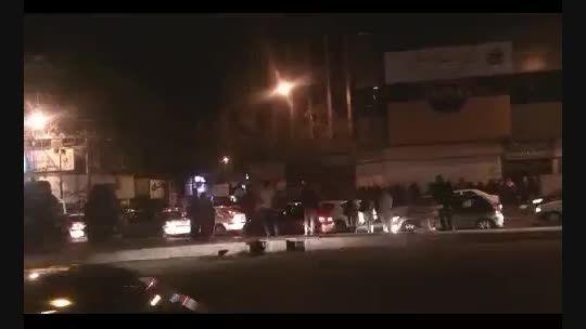 تهران بعد از توافق - جشن هسته ای مردم