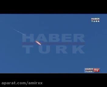 ترکیه یک جنگنده روسی را سرنگون کرد