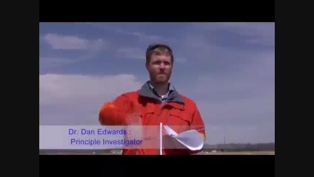 پهپاد دو زیست با قابلیت پرواز و شنا