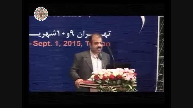 ارائه دکتر ابوالفضل حسن آبادی در پنل علمی روز دوم کنگره