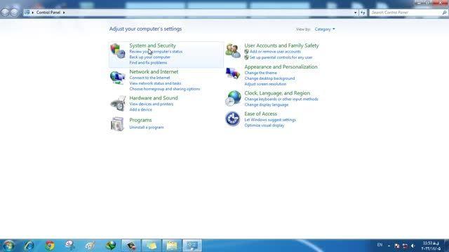 آموزش فعال سازی هایبرنت(Hibernate) در کامپیوتر های شخصی