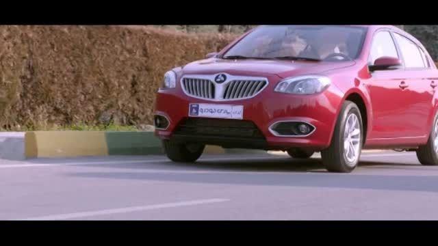 H320، عضو جدید بازار خودروهای هاچبک ایران