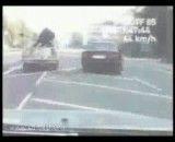 فرار دزد از دست پلیس و بدشانسی دزده