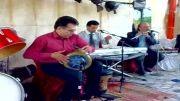 فلوت عباس حداد در مجلس عروسی