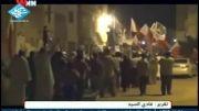 تظاهرات مردم بحرین برای آزادی بازداشت شدگان