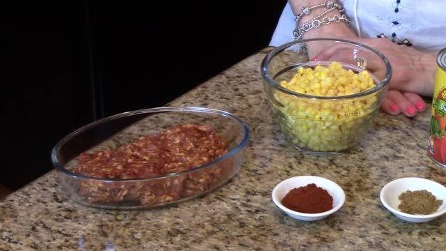 خوراک مکزیکی غذایی سازگار با ذائقه ایرانی