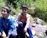 گزارش جنجالی از بچه های ده