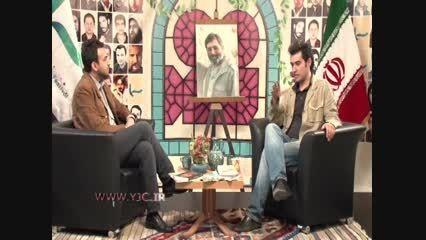 صحبت های جنجال برانگیز «شهاب حسینی» در خصوص سینما