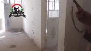 محاصره و هلاکت گانگسترهای تکفیری در سوریه