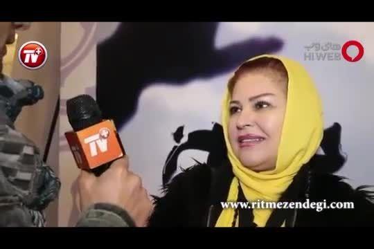 اکرم محمدی:به هیچ وجه حاضر نیستم در تلویزیون ریسک کنم