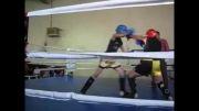 موی تای- تای بوکس -مبارزه تایلندی- پاهویوت-مبارزه ورزش رزمی-