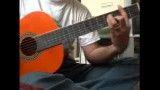 ملودی- کاری از شاهین نجفی با تنظیم جدید برای گیتار
