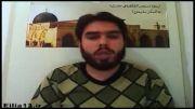 پاسخ ویدئویی یک دانشجوی ایرانی به پیام نوروزی اوباما - کیفیت متوسط