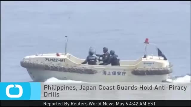 مانور نظامی ژاپن فیلپیم آمریکا در سواحل چین