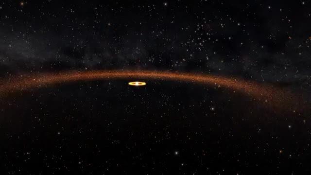 کشف سیاره ای شبیه مشتری در یک سیستم ستاره ای جوان