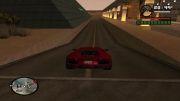 پرش به طول بلند با Lamborghini تو بازی
