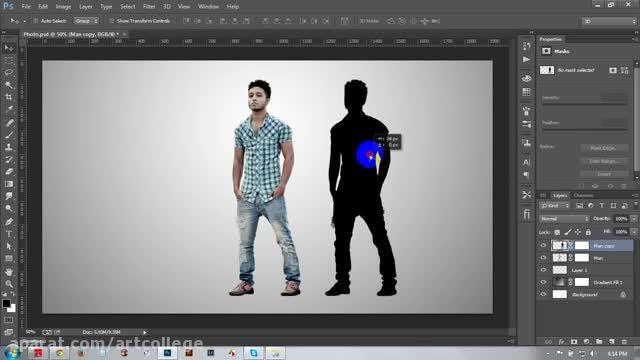 تصاویر خلاقانه با فوتوشاپ