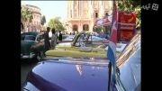 نمایش خودروهای قدیمی در کوبا