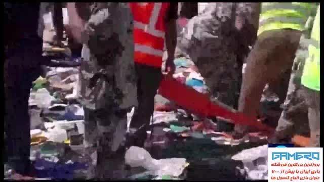 450 کشته در مناسک حج در منا؛ 41 ایرانی در میان قربانیان