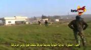 کشته شدن 3 تروریست با گلوله توپ در سوریه