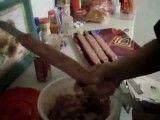 طرز تهیه کباب کوبیده