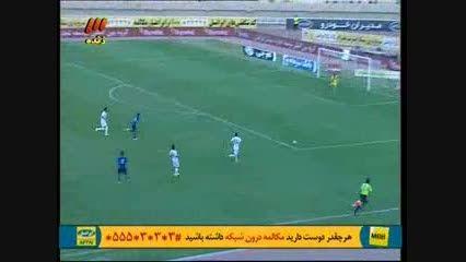 فول مچ بازی استقلال اهواز 1 -  2 استقلال تهران نیمه اول