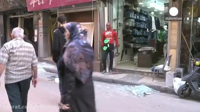 لبنان ۹ نفر را در ارتباط با حملات مرگبار بیروت دستگیر ک