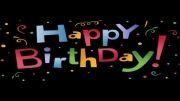 تولدت مبارک شیدا جون-با آهنگ تولد مبارک کره ای